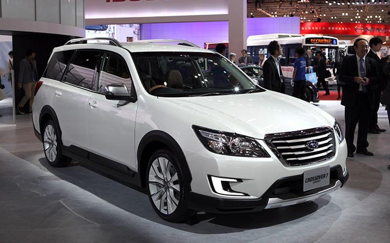 Subaru concept crossover 7 photo