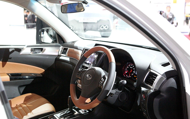 Photo Subaru Crossover 7 Interior