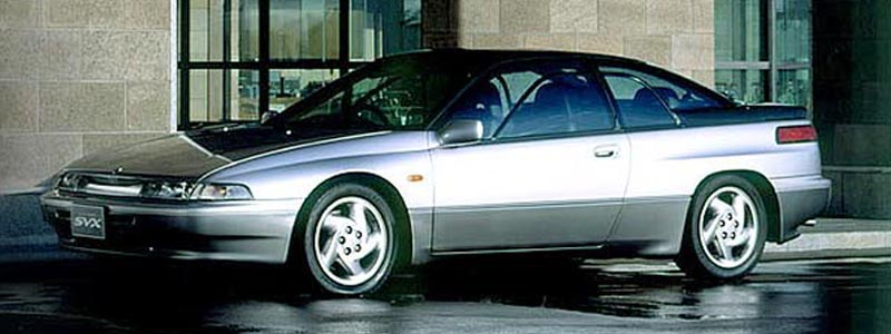 Photo Subaru SVX
