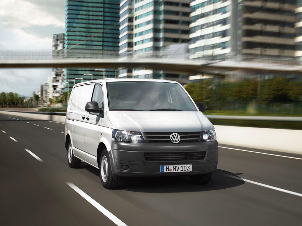 Обзор нового Volkswagen Transporter Автоганза